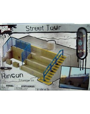Spin Master Tech Deck Street Tour Rincon Escondido CA by Spin Master (Image #1)