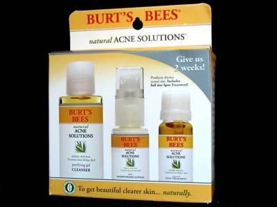 Burt's Bees Natural Acne Solutions 2 Week Trial Kit