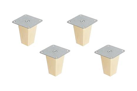 New Swedish Design IKEA Kallax - Juego de 4 Patas para ...