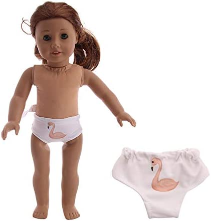 "18/"" Dolls... 6 Pack Sets FLETA for American Girl 18 inch Baby Doll Clothes"