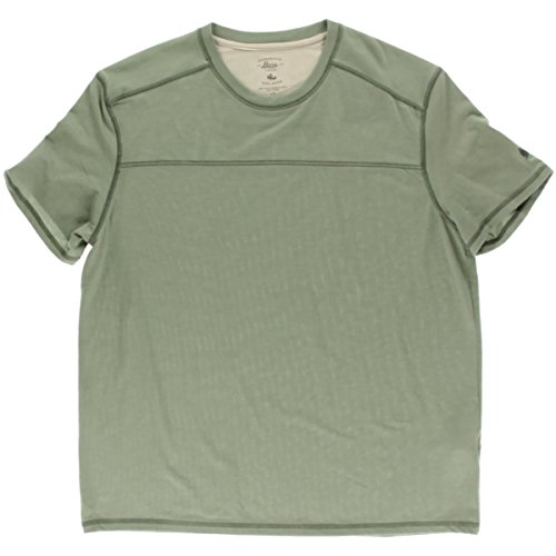 G.H. Bass & Co. Men's Short Sleeve Explorer Second Skin Tee