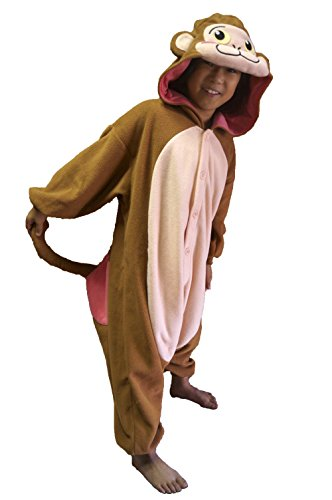 Japanese Monkey Kigurumi (5-9 (The Second Doctor Costume)