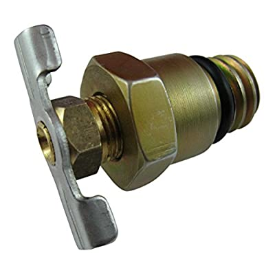 AccurateDiesel 6.0L Powerstroke HFCM 6.0L Powerstroke Diesel HFCM Petcock Drain Plug: Automotive