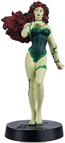 Figura de plomo Súper Héroes DC Edición Nacional Nº 44 Poison Ivy ...