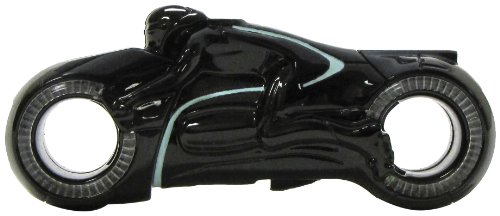 4gb Dane Elec Usb Drive - Dane-Elec TRON Black Light Cycle 4 GB USB 2.0 Flash DriveTR-Z04GLBTB-C