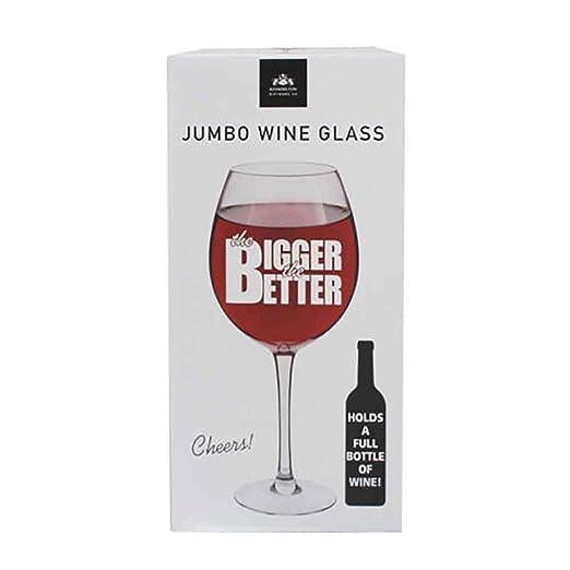 GK Gran Botella de Cristal Gigante de Vino Jumbo Novia ...