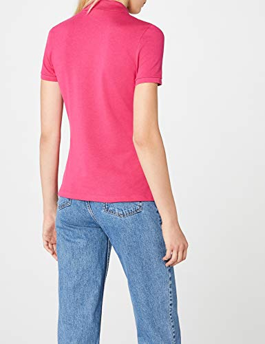 stacy Heather Lacoste Polo Pink Woman 4qvCwftvU