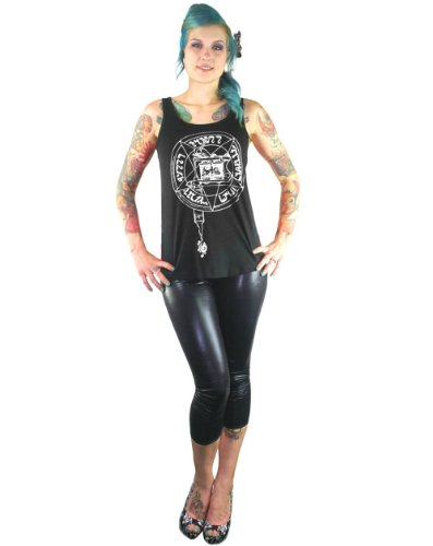 Too Fast – Mujer Redemption Tank – Dark Arts Top