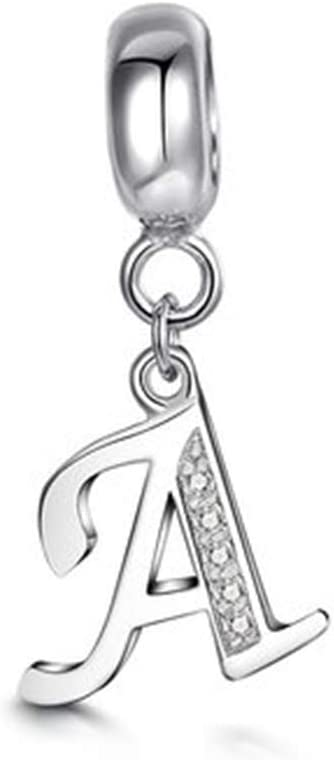 Letter C Initial Hanging Charm