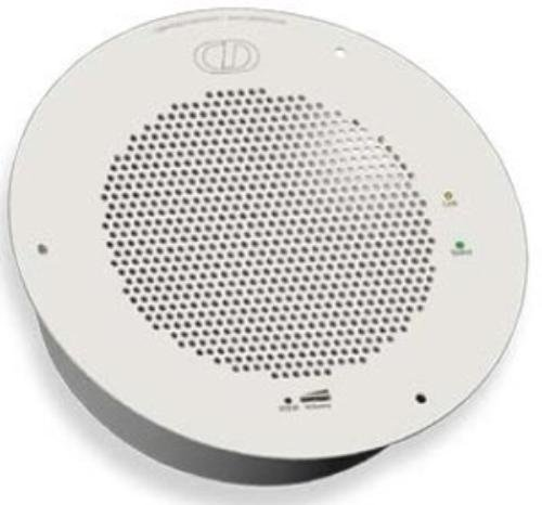 人気デザイナー VoIP VoIP B00NU6RP40 Ceiling Speaker V2 by by CyberData B00NU6RP40, タカハシシ:5caf1374 --- diceanalytics.pk