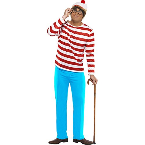 Where is Wally? costume