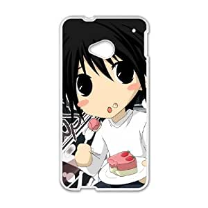 Death Note HTC One M7 Cell Phone Case White gift zhm004-9286477