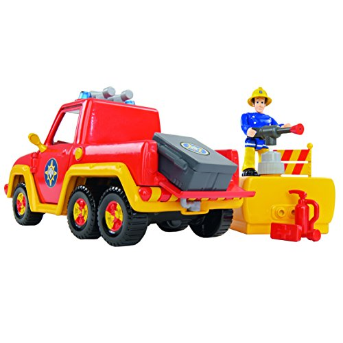 Fireman Sam - Fire Engine Venus [Amazon Exclusive] by Simba (Image #2)