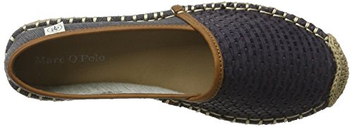 O'Polo Marc Blue Blue 851 Espadrilles 70313963801108 Women's Washed OxBHqAR