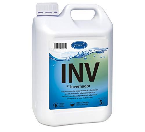 🥇 Tamar Invernador Liquido para Piscinas 5 litros