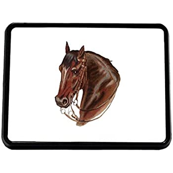 Style In Print Horse Vintage Look Trailer Truck Hitch Cover Receiver