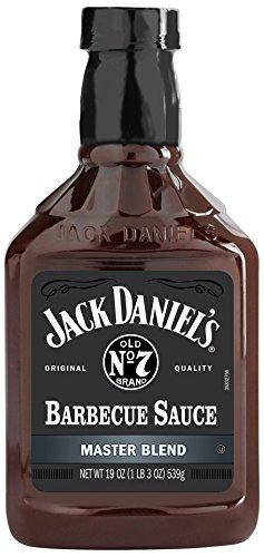 Jack Daniels BBQ Sauce, Master Blend, ...