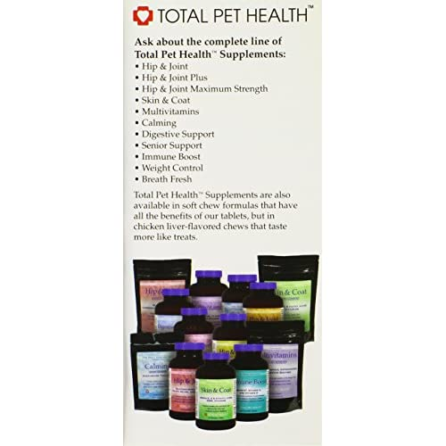50%OFF Total Pet Health Pet Supplement Pamphlet Display, 100-Pack