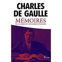 Mémoires de guerre et mémoires d'espoir (French Edition)