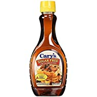 Cary's SUGAR FREE Low Calorie SYRUP 12oz. (2 Pack)
