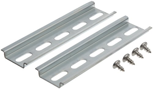Integra DIN6 DIN Rail Kit, 2 Rails, 4 Screws, 6