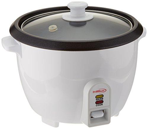 Premium PRC1235 6 Cup Rice Cooker,