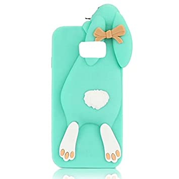 coque samsung galaxy s6 silicone animaux
