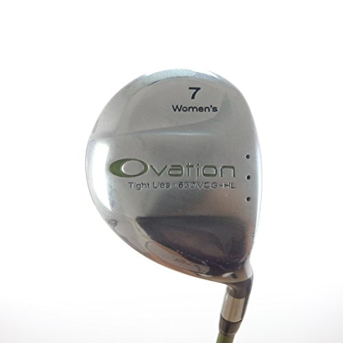 Adams Ovation 7 Fairway Wood Aldila Graphite Shaft Womens Ladies Flex Right-Handed -  Adams Golf
