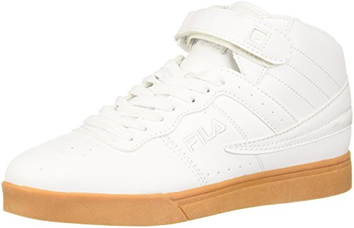 Men's Sneaker 13 Fila Vulc Silver Gumdrop White Metallic 1d1q6wg