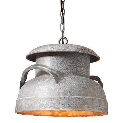Ribbed Pendant Light in US - 8