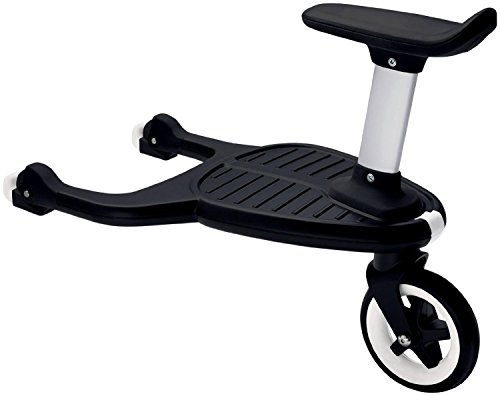 Bugaboo Comfort Wheeled Board with Seat + Bugaboo Comfort Wheeled Board Adapter - Donkey / Buffalo by Bugaboo