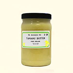 Premium Organic tamanu Mantequilla 100% Pure Raw Cold Pressed 32 oz/2 Lb: Amazon.es: Belleza
