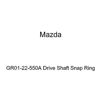 Mazda GR01-22-550A Drive Shaft Snap Ring