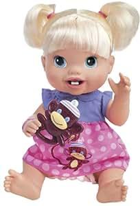 Hasbro Baby Alive Mis primeros dientes - Muñeca