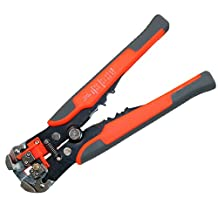 MonkeyJack Automatic Electric Wire Stripping Crimper Stripper Crimping Crimp Plier Tool