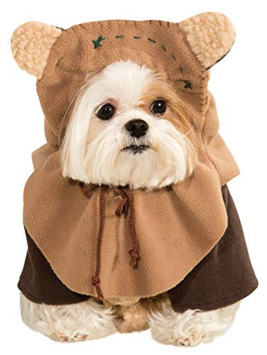 - Rubie's Star Wars Ewok Pet Costume, Medium