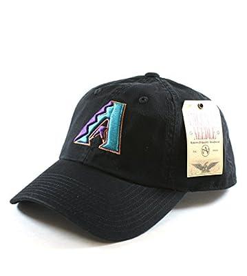 Arizona Diamondbacks Washed Cotton Twill Baseball Cap by American Needle