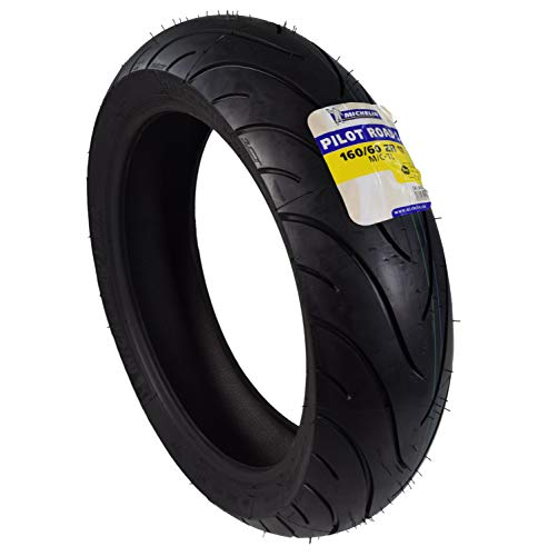Michelin Pilot Road 2 Sport Touring Motorcycle Rear Tires Radial