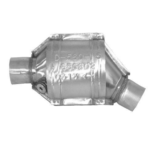 Cherry Bomb 656802 OBDII Universal Catalytic Converter