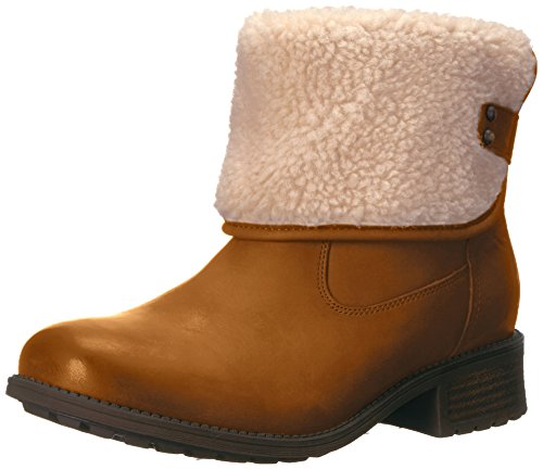 UGG - Aldon - Chestnut - Waterproof Leather Boots Chestnut