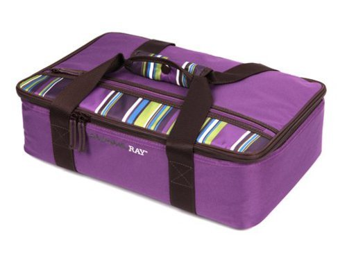 Rachael Ray 9-in. x 13-in. Lasagna Lugger, Purple, Baby & Kids Zone