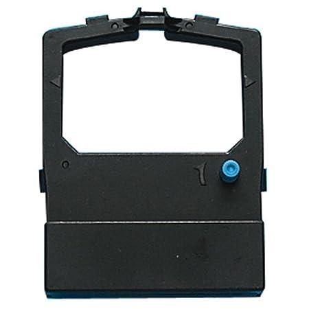 Okidata Black Nylon Ribbon for Microline 590/591 Printers (5/16 x 1.75 Yards) 52106001 Black Printer Ribbon Dot Matrix Printers