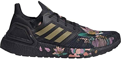 adidas Ultraboost 20 - Zapatillas de running unisex, color negro ...