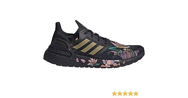 adidas Ultraboost 20 Zapatillas Running, Negro , EU 40 2/3 - UK 7: Amazon.es: Deportes y aire libre