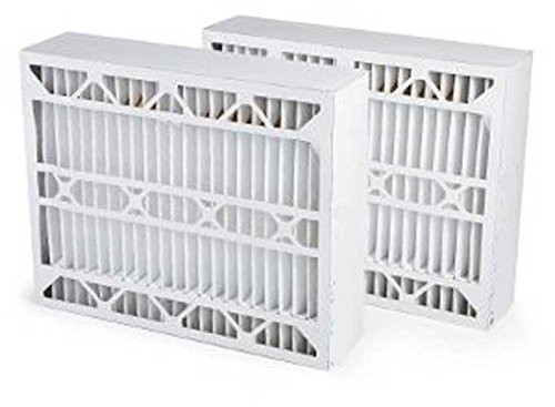 Atomic 16x28x6 MERV 13 401 Replacement Furnace Filter Aprilaire and Space-Gard 2400 Compatible - 2 Pack