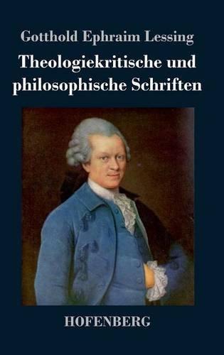 Theologiekritische und philosophische Schriften (German Edition) pdf epub