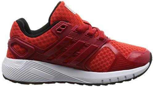 Adidas Duramo 8 K, Chaussures de Tennis Mixte Enfant, Marron (Rojbas/Ftwbla/Negbas), 40 EU