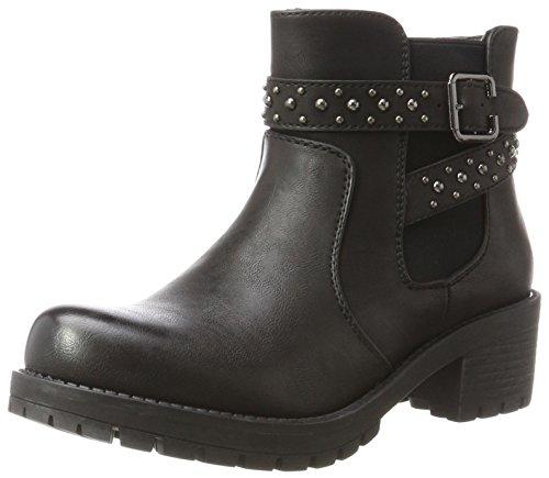 Damen Schwarz XTI Boots 047429 Chelsea Black Pxwx1FUq