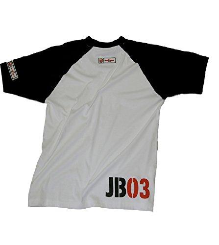 Maglietta: F1Formula One 1Nuovo pulsante 3Best Britannico, Uomo, bianco