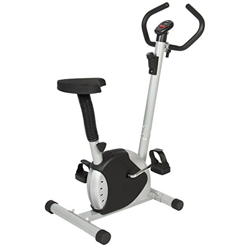 Best Choice Products Fitness Cycling Machine Cardio Aerobic Equipment Workout Gym Exercise Bike